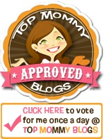 If you liked this post, I'd so appreciate your vote. Just click here. That's all you do. Thanks!